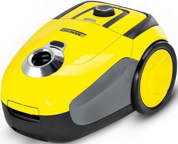Пылесос Karcher VC 2 желтый пылесос karcher vc 5 черный желтый