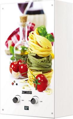 все цены на Газовый водонагреватель Zanussi GWH 10 Fonte Glass La Spezia онлайн