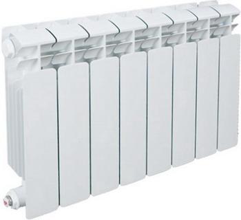 Водяной радиатор отопления RIFAR B 350 8 секц