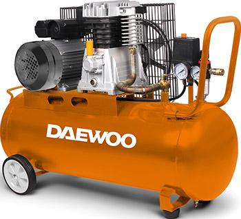 Компрессор Daewoo Power Products DAC 90 B компрессор масляный daewoo power products dac 90b 90 л 2 4 квт