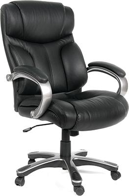Кресло Chairman 435 черная