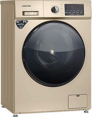 Стиральная машина Hiberg WQ4-610 G стиральная машина hiberg wq2 610 s