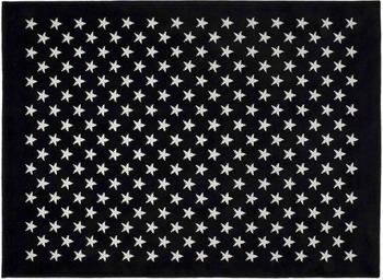 Ковер Lorena Canals Звезды Stars Navy (синий) 120*160 A-55510 шапка женская labbra цвет темно синий lb d77017 navy размер универсальный