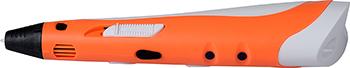 3D-ручка HONYA оранжевая 1CSC 20003174 набор amazing toys connex 32038 игрушка рисовальщик электронный конструктор 1csc 20003409
