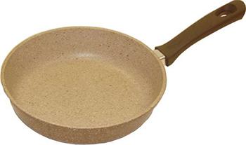 Сковорода Helper GRANIT 24 см цвет Мокко GM 5024