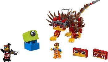 Конструктор Lego Ультра-Киса и воин Люси 70827 LEGO Movie 2 конструктор lego ультра киса и воин люси 70827 lego movie 2