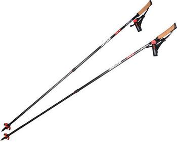 Палки для скандинавской ходьбы Yamaguchi Ultra Carbon 2 секции палки для скандинавской ходьбы komperdell carbon forza длина 120 см 2 шт