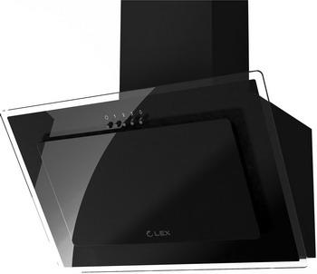 Вытяжка Lex MIKA G 500 BLACK цена 2017