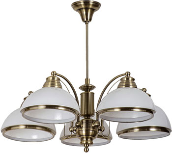 цена на Люстра подвесная MW-light Фелиция 347010605 5*60 W E 27 220 V