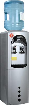 Кулер для воды Aqua Work 16 LD/HLN (серебристо-черный) aqua work 16lw hln