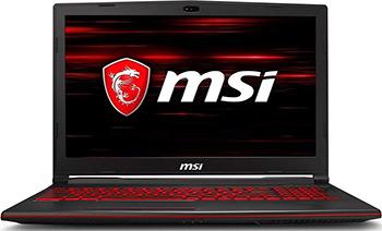 Ноутбук MSI GL 63 8RE-845 XRU i7-8750 H (9S7-16 P 532-845) Black