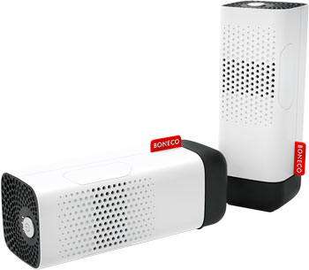 Ионизатор-аромадиффузор воздуха Boneco P 50 white ионизатор воздуха для автомобиля янтарь 5т