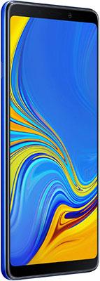 Смартфон Samsung Galaxy A70 128GB SM-A705F (2019) синий смартфон samsung galaxy s8 sm g950f 64gb жёлтый топаз