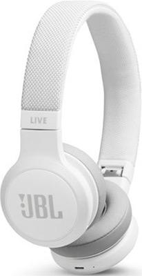 Накладные наушники JBL JBLLIVE 400 BTWHT белый цена и фото