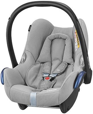 Автокресло Maxi-Cosi Кабрио фикс 0-13 кг номед грей 8617712121/8617712161