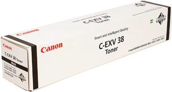 Фото - Тонер-картридж Canon C-EXV 38 4791 B 002 Чёрный картридж canon 711 y 1657 b 002 жёлтый