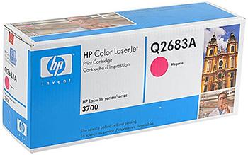 цена на Картридж HP Q 2683 A Пурпурный