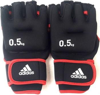 все цены на Перчатки с утяжелителями Adidas ADWT-10702 онлайн
