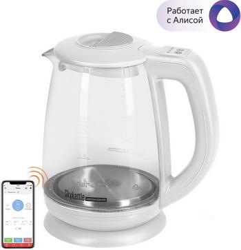 Чайник электрический Redmond SkyKettle RK-G212S Белый