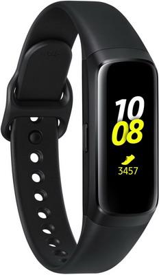 цена Браслет Samsung Galaxy Fit SM-R370N черный онлайн в 2017 году