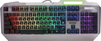Клавиатура Defender Stainless steel GK-150DL RU (45150)