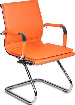 Фото - Кресло Бюрократ CH-993-Low-V/orange оранжевый кресло бюрократ ch 993 low v ivory