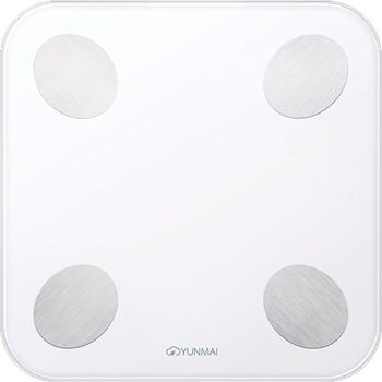 Умные весы YUNMAI balance M1690-WH белые