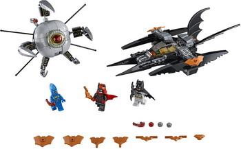 Конструктор Lego Super Heroes Бэтмен: ликвидация Глаза брата 76111 цены