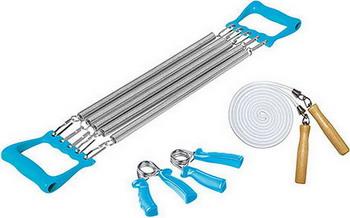 Набор эспандеров Lite Weights 1202LW бриджи для похудения lite weights 4872 ns m