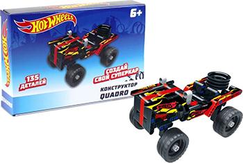 Конструктор 1 Toy Hot Wheels Quadro (135 деталей) Т15399