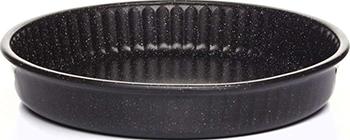Форма для запекания Pasabahce Borcam Borcam Granit черный 1 72 л форма для свч pasabahce borcam для кекса 59884 1 12 л