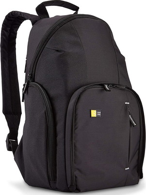 Фото - Рюкзак для фотокамеры Case Logic TBC для DSLR-камеры (TBC-411 BLACK) рюкзак женский orsoro ds 987 2 синий