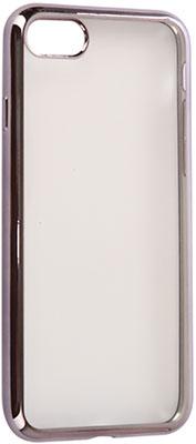 Чехол (клип-кейс) Eva для Apple iPhone 7/8 - Прозрачный/Серебристый (IP8A010S-7) стоимость