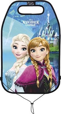 Накидка на спинку сидения Siger Disney Холодное сердце сестры ORGD0105 накидка на спинку сидения siger disney минни маус единорог orgd0104