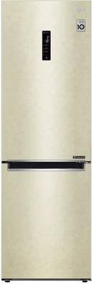 Двухкамерный холодильник LG GA-B 459 MEQZ двухкамерный холодильник lg ga b 459 sqcl белый