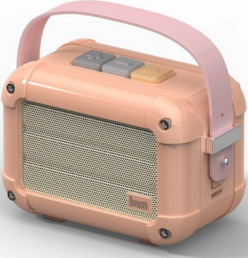 Портативная акустика DIVOOM Macchiato PINK (розовый) (90100058109) цена и фото
