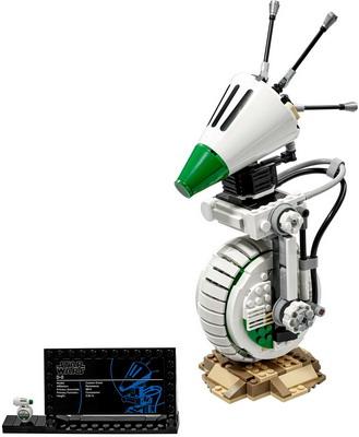 Конструктор Lego Star Wars Дроид D-O 75278
