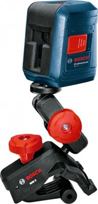 цена на Линейный лазерный нивелир Bosch GLL 2+MM 2 0601063A01