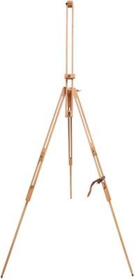 Мольберт полевой Brauberg ART CLASSIC тренога бук высота 84 -187 см высота холста 106см 190651