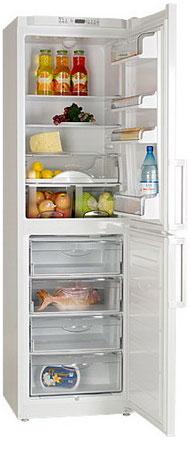 Двухкамерный холодильник ATLANT ХМ 6325-101 атлант хм 6325 101