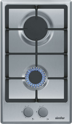 Встраиваемая газовая варочная панель Simfer H 30 V 20 M 511