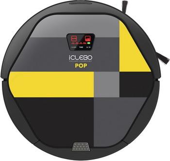 Робот-пылесос iclebo Pop Lemon пылесос iclebo pop lemon ycr m05 p2