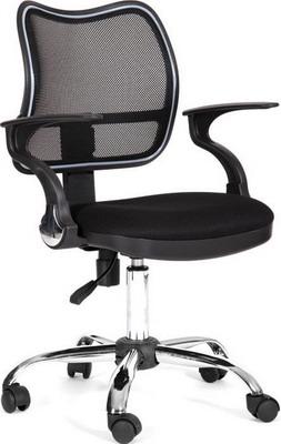 Кресло Chairman 450 хром СТ TW-11/TW-01 черный кресло chairman 450 tw 11 tw 01 черный