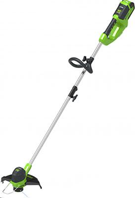 Триммер Greenworks 40 V G-max G 40 LT без аккумулятора и зарядного устройства 2101507
