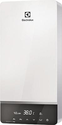 Водонагреватель проточный Electrolux NPX 18-24 Sensomatic Pro водонагреватель проточный electrolux flow active 2 0 npx 8