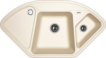 Кухонная мойка Florentina Капри 1060х575 жасмин FS