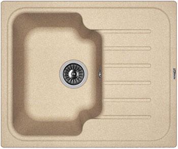 Кухонная мойка Florentina Таис 615 615х510 песочный FG цены
