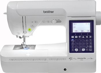 Швейная машина Brother Innov-is F 460 4977766763929 швейная машина brother innov is 10a nv 10 a