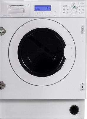 Встраиваемая стиральная машина Zigmund & Shtain, BWM 01.0814 W, Италия  - купить со скидкой
