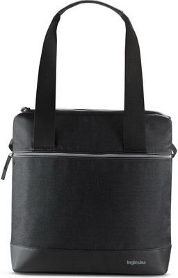 Сумка - рюкзак Inglesina BACK BAG APTICA MYSTIC BLACK сумка рюкзак inglesina back bag aptica iceberg grey